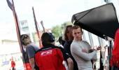 Daniel at the Hungaroring